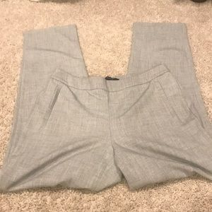 Forever 21 light gray dress pants